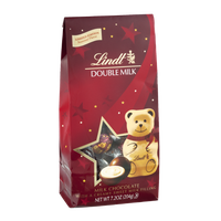 Lindt Double Milk Chocolate With a Creamy Sweet Milk Filling