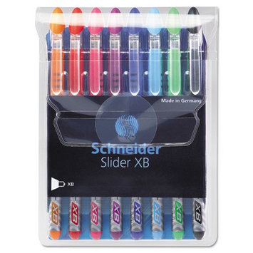 Schneider. 151298 Schneider Slider Stick ExtraBold Assorted 8/Pk