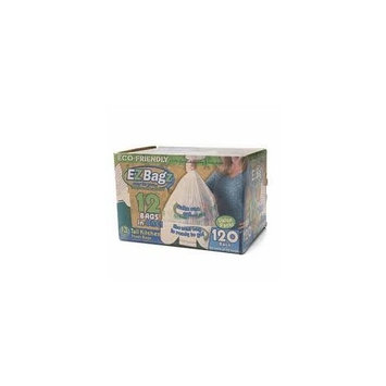 EZ BagZ 13 Gallon 10 sets of 12 Bags (120 bags)