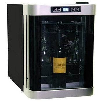 Haier HVDW20ABB 20 Bottle Disp Window Wine Celler