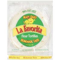 Lafavorita La Favorita Flour Homemade Taste Tortillas, 16 oz