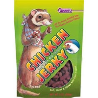 Fm Browns F.M. Brown's Chicken Jerky Ferret Treat, 8-Ounce