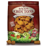 J&D's Croutons, Bacon, 4.5 Ounce (Pack of 6)