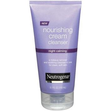 Neutrogena® Night Calming Nourishing Cream Cleanser