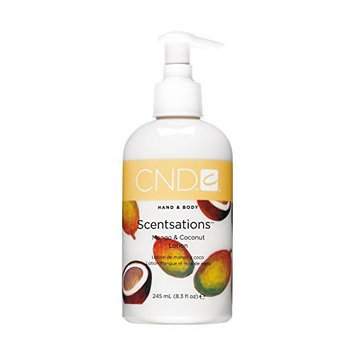 Cnd Cosmetics Creative Scentsations Mango & Coconut Lotion