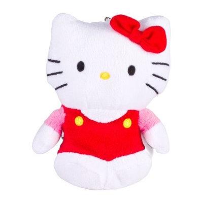 Sakar International Hello Kitty Plush MP3 Speaker - white, one size