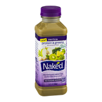 Naked Protein Juice Smoothie Protein & Greens