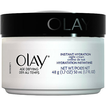 Olay Oil Of  Instant Hydration Night Cream