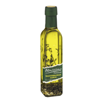 Benissimo Naturals Olive Oil Mediterranean Garlic