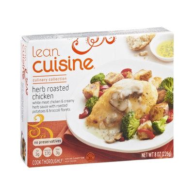 Lean Cuisine Culinary Collection Herb Roasted Chicken