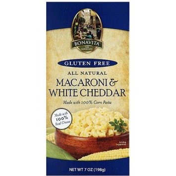 Bonavita Macaroni & White Cheddar, 7 oz, (Pack of 12)