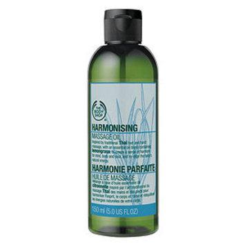 THE BODY SHOP® Harmonizing Massage Oil