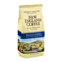 New England Coffee Blueberry Cobbler Medium Roasted Freshly Ground