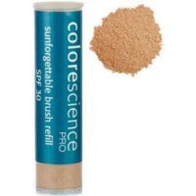 Colorescience Almost Clear Retractable Brush Shimmer Refill