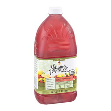 Nature's Promise Strawberry Lemonade