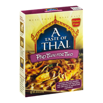 A Taste of Thai Gluten Free Pad Thai for Two