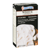 Sweet 'N Low Whipped Frosting Mix White