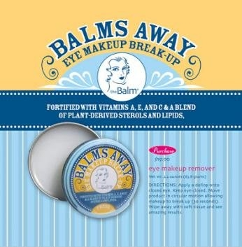 TheBalm Balms Away Makeup Breakup