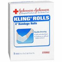 Johnson & Johnson Kling Rolls 4
