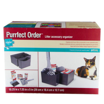 Petlinks Purrfect Order Cat Litter Accessory Organizer