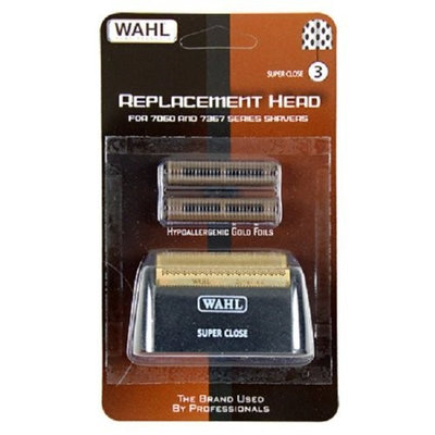 WAHL INTERNATIONAL Wahl METRO Face-Saver Replacement FoilHead & Cutter Bar