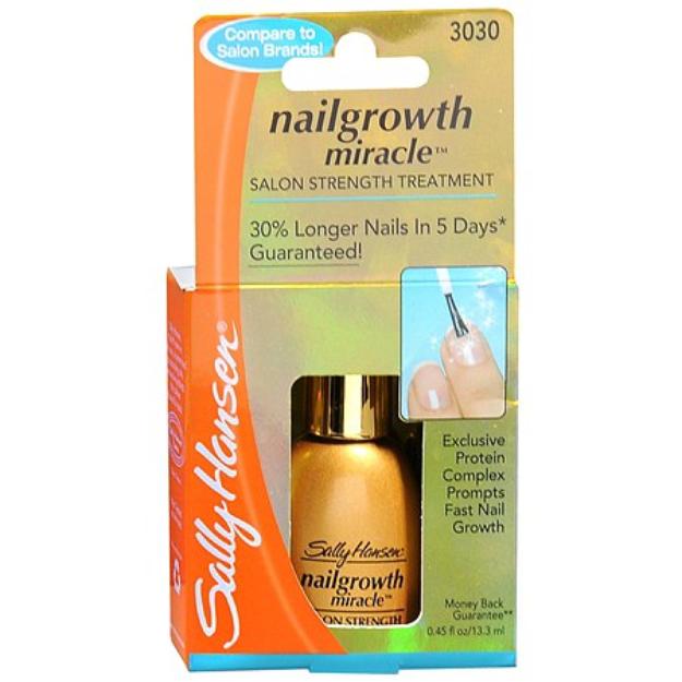 Sally Hansen Nailgrowth Miracle