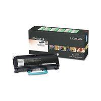 Lexmark E360H21A Lexmark E360H21A High-Yield Toner, 9000 Page-Yield, Black