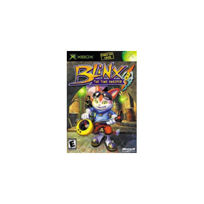 Microsoft Game Studios Blinx: The Time Sweeper