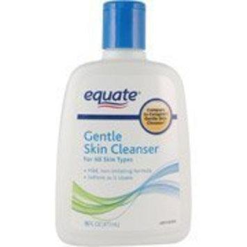 Equate Gentle Formula Skin Cleanser 16 Fl Oz (Pack of 2)