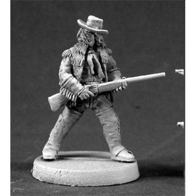 Reaper Miniatures 50021 Buffalo Bill Cody