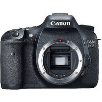 Canon EOS 7D 18MP Digital SLR Camera Body - Black