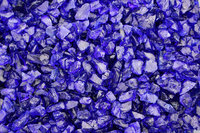 Cam Consumer Products, Inc. 25lb. Small Cobalt Blue Landscape Fire Glass