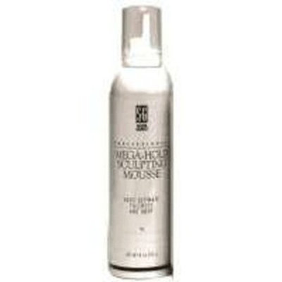 CONTINENTAL FRAGRANCES LTD Salon Grafix mega hold hair shaping mousse - 8 oz