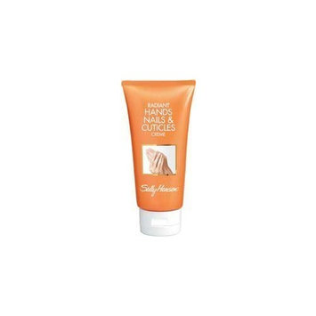Sally Hansen Fast -Absorbing Hand & Cuticle Creme, 4.2oz