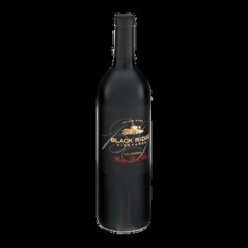Black Ridge Vineyards Ridge Red Wine California