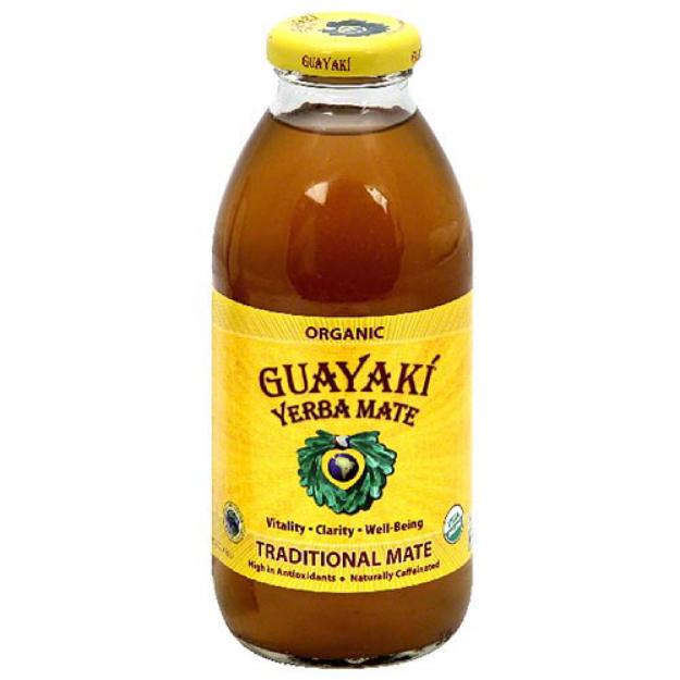 Guayaki Yerba Mate Traditional Mate Drink