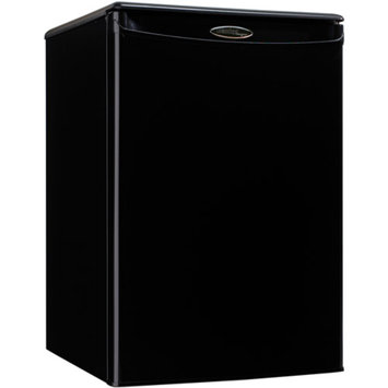 Danby Designer All Fridge - Black (2.6 cu.ft.)