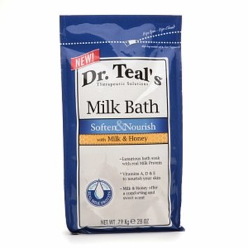 Dr. Teal's Therapeutic Solutions Foaming Milk Bath Soak