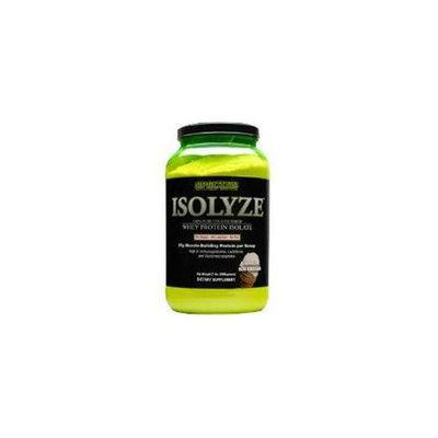 Species SPECISOL02. 7VAPEPW Isolyze Isolate 2. 05 lb Vanilla Peanut Butter