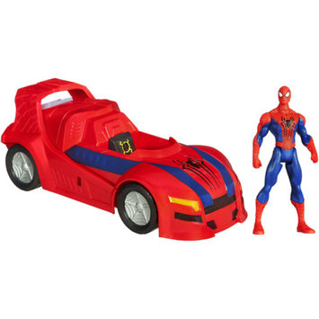 Spiderman Marvel The Amazing Spider-Man 2 Triple Strike Cruiser Vehicle