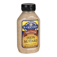 BookBinders Stone Ground Dijon Mustard