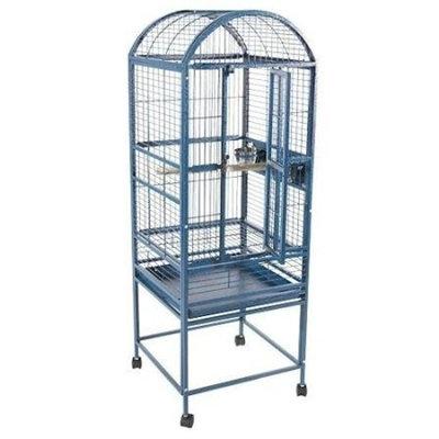 A E Bird Cages Small Dome Top Bird Cage