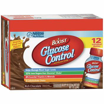 Boost Glucose-Control Rich Chocolate Nutritional Drink