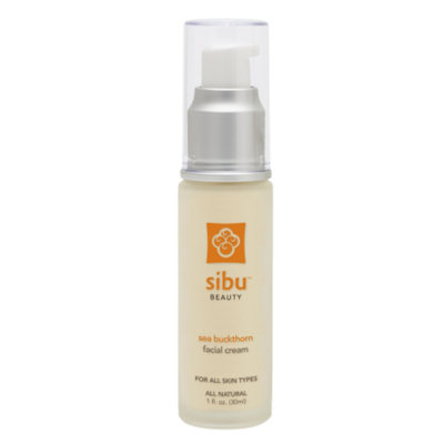Sibu Beauty Repair & Protect Sea Buckthorn Daytime Facial Cream
