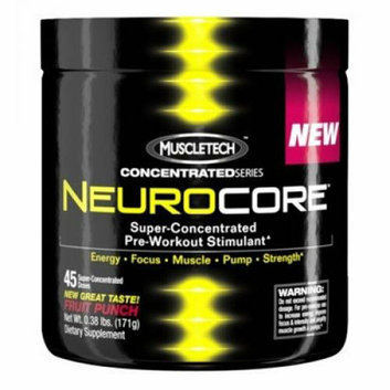 MuscleTech Neurocore Next Generation Blue Raspberry 45 Servings