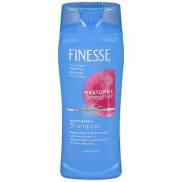 Finesse Restore & Strengthen Moisturizing Shampoo, 10 fl oz
