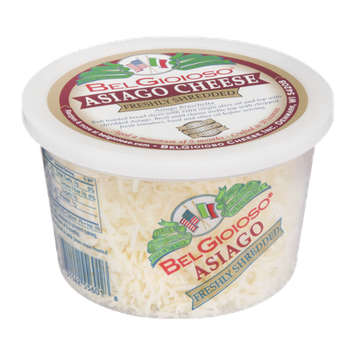 BelGioioso Asiago Cheese Freshley Shredded