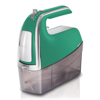 Hamilton Beach - 6-speed Hand Mixer - Green