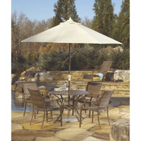 Panama Jack Island Cove 5-Piece Wicker Patio Dining Furniture Set