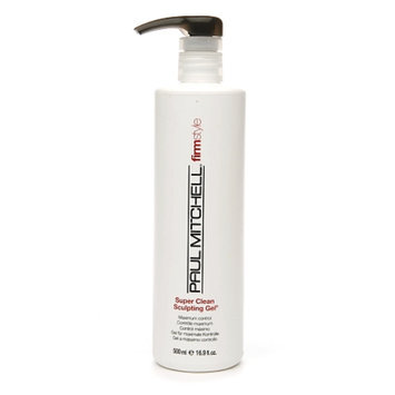 Paul Mitchell Super Clean Sculpting Gel with Firm Style